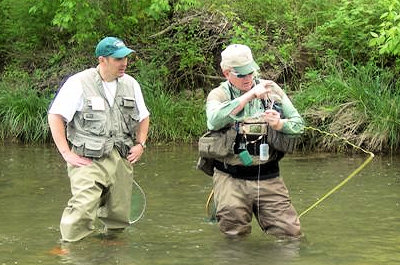 Virginia Fly Fishing Adventures