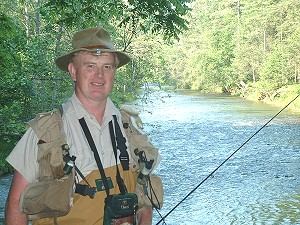John Roberts - Virginia Fly Fishing Guide
